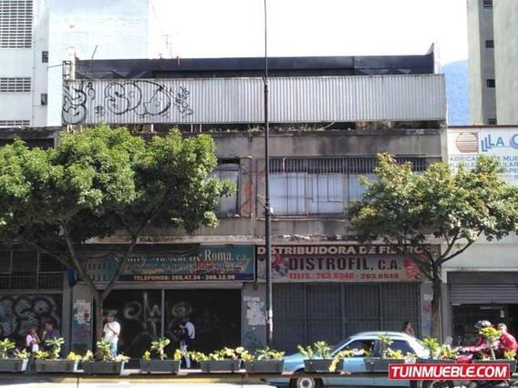 Edificios En Venta Chacao 19-6587
