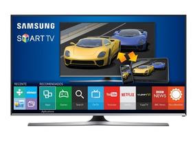 Smart Tv Led 40 Samsung Série 5 Full Hd Un40j5500 3 Hdmi