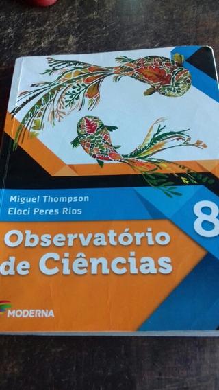 Observatório De Ciências 8 - Do Aluno -