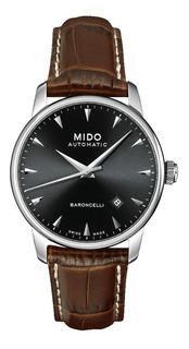 Mido Baroncelli 2 Automatico M8600.4.18.8 Fotos Reales