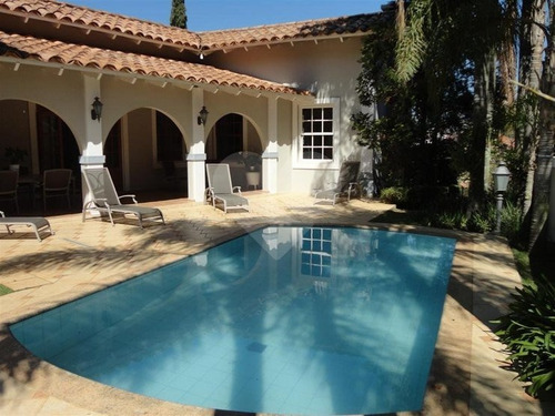 Casa-santana De Parnaíba-alphaville   Ref.: 354-im86525 - 354-im86525