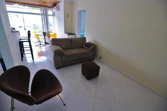 Praia Das Pitangueiras - Guarujá - 2 Dormitórios - Reformado - 2 Vagas - Fl0022