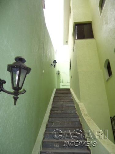 Imagem 1 de 30 de Sobrado Com 4 Dormitórios À Venda, 454 M² - Parque Espacial - São Bernardo Do Campo/sp - So17612