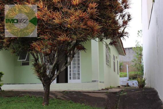 Casa Com 3 Dormitórios À Venda, 130 M² Por R$ 550.000 - Condomínio Maison Blanche - Valinhos/sp - Ca2010