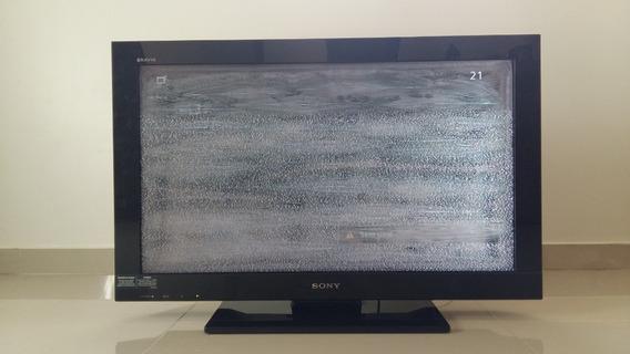 Tv Sony Bravia Kdl-32bx305 - Para Retirada De Peças
