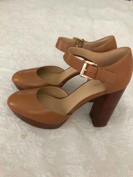 Padrísimos Zapatos Plataforma Michael Kors Originales Nuevos