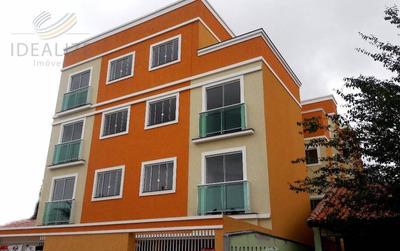 Apartamento Com 02 Quartos E Garden- Afonso Pena, São José Dos Pinhais. - Codigo: Ap0097 - Ap0097