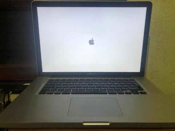 Macbook Pro 2010 I5 8gb Ssd 120gb 2010 Excelente Estado 15