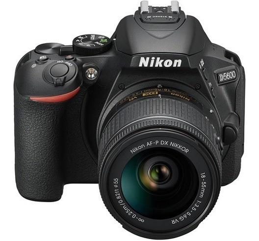 Nikon Reflex D5600 Kit 18-55mm _1