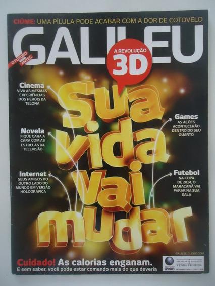Galileu #218 A Revolução 3d - Sua Vida Vai Mudar