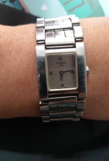 Relógio Tissot 1853 L840k 30m Swiss Made Feminino