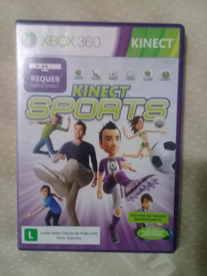 Xbox 360 Kinect - Sports. Bom Estado.