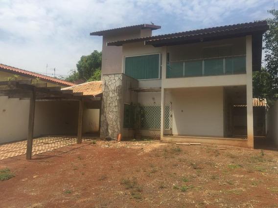 Casa Para Alugar, 244 M² Por R$ 4.500,00/mês - Cidade Universitária - Campinas/sp - Ca0398