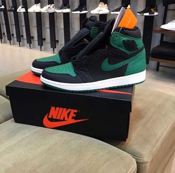 Jordan 1 Pinegreen