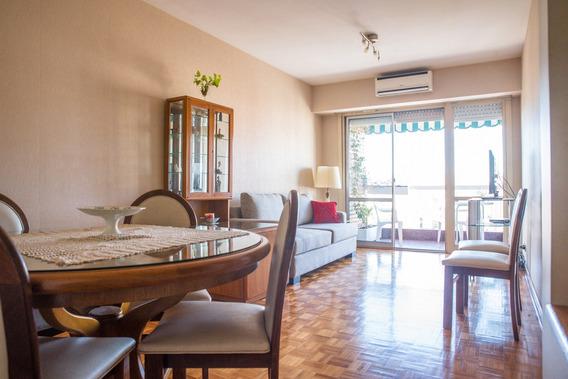 Alquiler Temporario 2 Dorm Balcón En Palermo, Buenos Aires