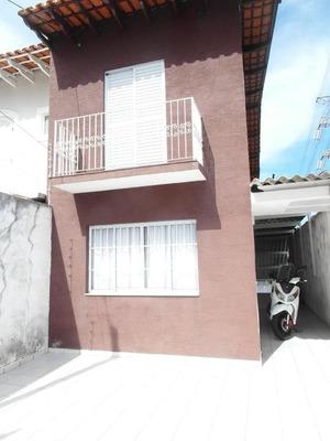 Excelente Sobrado 3 Dormitorios (1 Suite) 2 Vagas Ref:03