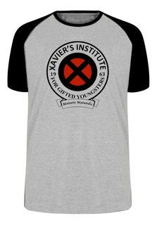 Camiseta Luxo X Men Fênix Negra Xavier Tempestade Scoot Sume