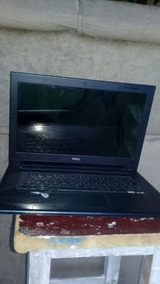 Notebook Dell (tela E Duas Teclas Do Teclado Quebradas)