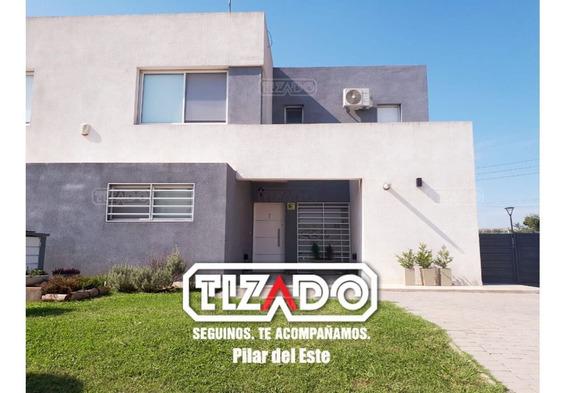 Casa En Venta 7 Ubicado En Eidico Casas, Pilar Del Este