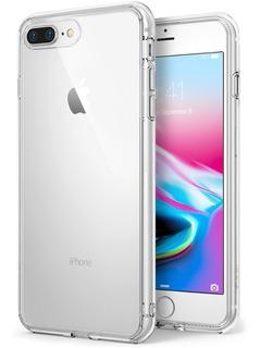 Protector Case Ringke Fusión Bumper iPhone X 7 8 Y Plus
