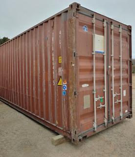 Container 6 Metros 20 Pés Dry Hc; 2 Unidades; Valor Unitário