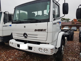 Mercedes Benz 2423 K 6x4 2009 Chassis