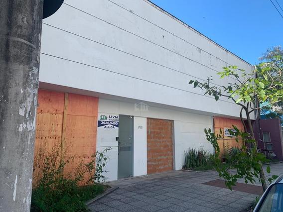 Casa Comercial Para Locação, Excelente Localização - 933