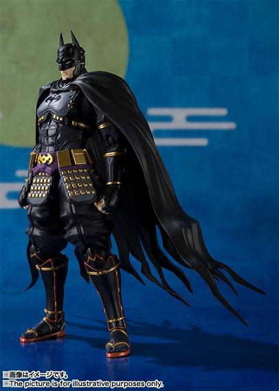 Boneco Bandai S.h Figuarts Batman Ninja