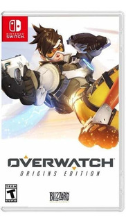 Overwatch Nintendo Switch Digital (europa)