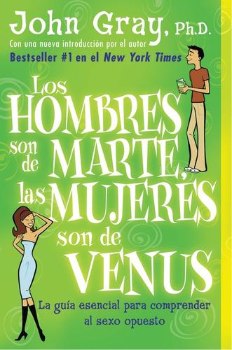 Los Hombres Son De Marte Las Mujeres De Venus