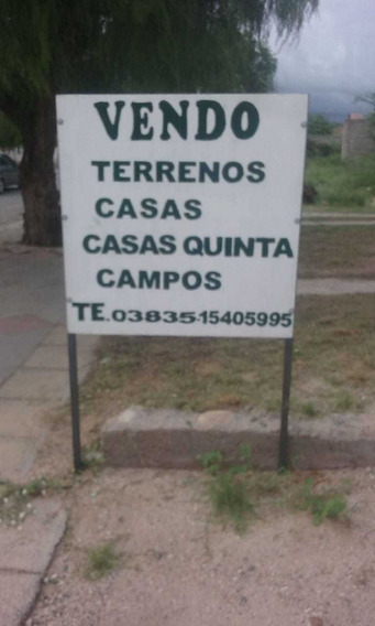 Terrenos En Andalgalá Catamarca