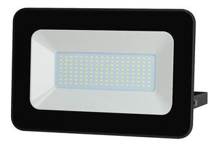 Reflector Led 150w Blanco Frio Proyector Cancha Exterior