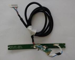 Placa Touch + Sensor Do Controle Da Tv Samsung Ln40a610a1r