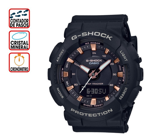 Reloj Casio G-shock S-series Gma-s130pa-1a