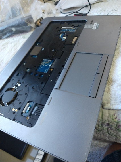 Top Case Com Parte De Baixo Do Ultrabook Hp