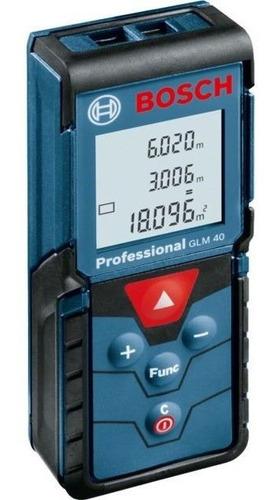 Medidor Distancia Láser Bosch Glm 40 40mts + Funda - Ynter