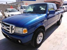 Ford Ranger V6 Cab Extendida 2007 Legal 3.0l Automatica E/e