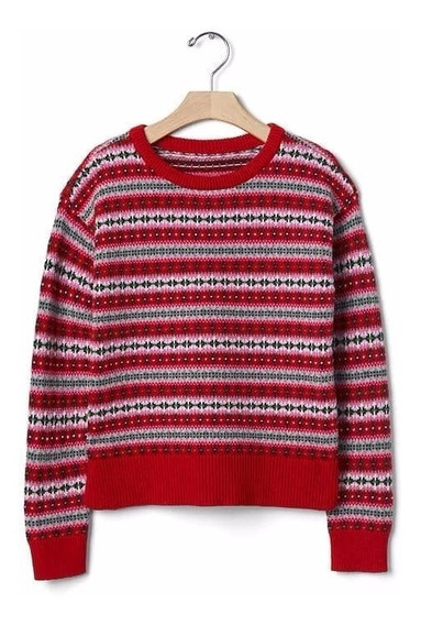 Sweater Gap Niña Importado Usa Talle 12 Y 14