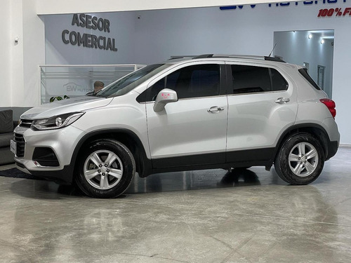 Chevrolet Tracker Ltz Premium 2017 Permuto - Financio!!