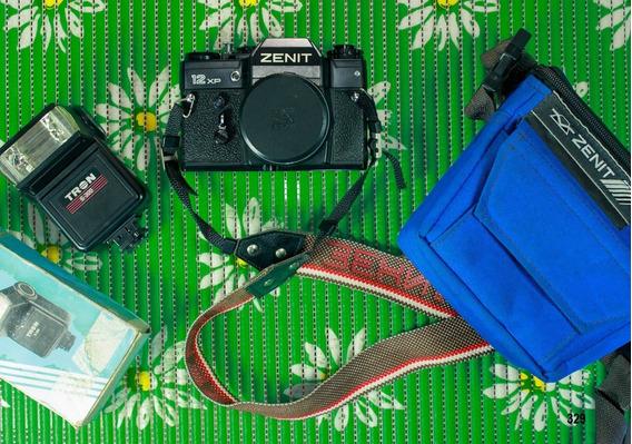 Câmera Zenit 12 Xp + Acessórios