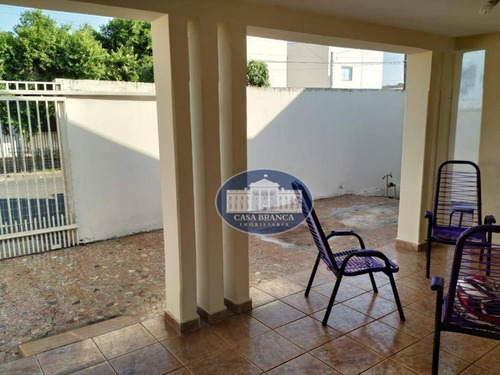 Imagem 1 de 11 de Casa Com 3 Dormitórios À Venda, 130 M² Por R$ 250.000,00 - Planalto - Araçatuba/sp - Ca1333