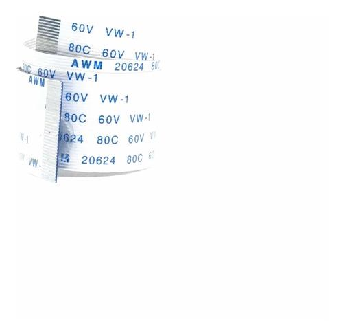 Imagen 1 de 4 de Cable Flex Plano Membrana Cinta 33 Pines 24 Cm A W M