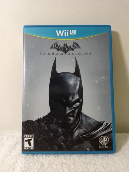 Batman Arkham Origins - Wii U