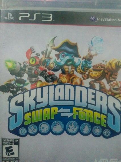Skylanders Swap Force Ps3 , Mídia Física, A Pronta Entrega