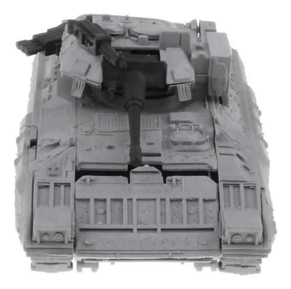 Juguete De Vehíoculo Militar Maqueta De Tanque En Miniatura