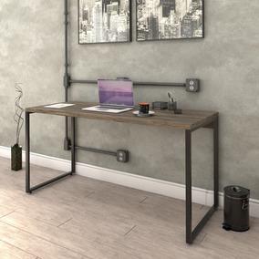 Mesa Para Escritório Escrivanha Office Diretor Trevala 150cm