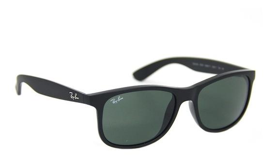 Óculos De Sol Ray Ban Andy Rb 4202 + Brinde Limpa Lentes