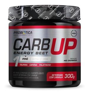 Carb Up Energy Beet - 300g - Probiótica