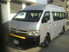 Toyota Hiace 2012 2kd