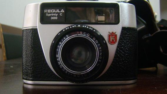 Camera Fotográfica Regula Sprinty C300. Ver Descrição
